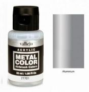 Metal Color - Aluminium 32ml<br> VAL77701